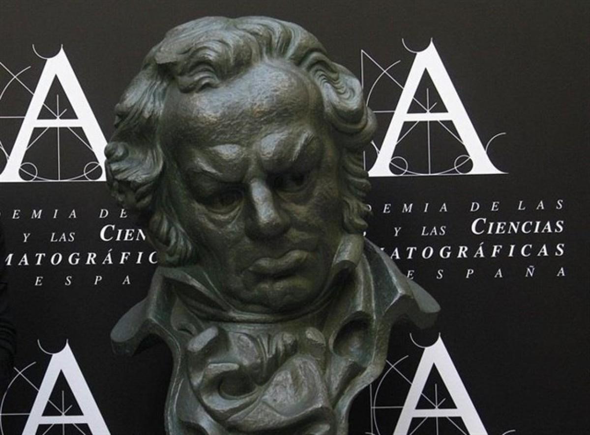 Aquest dissabte a la nit, els Premis Goya