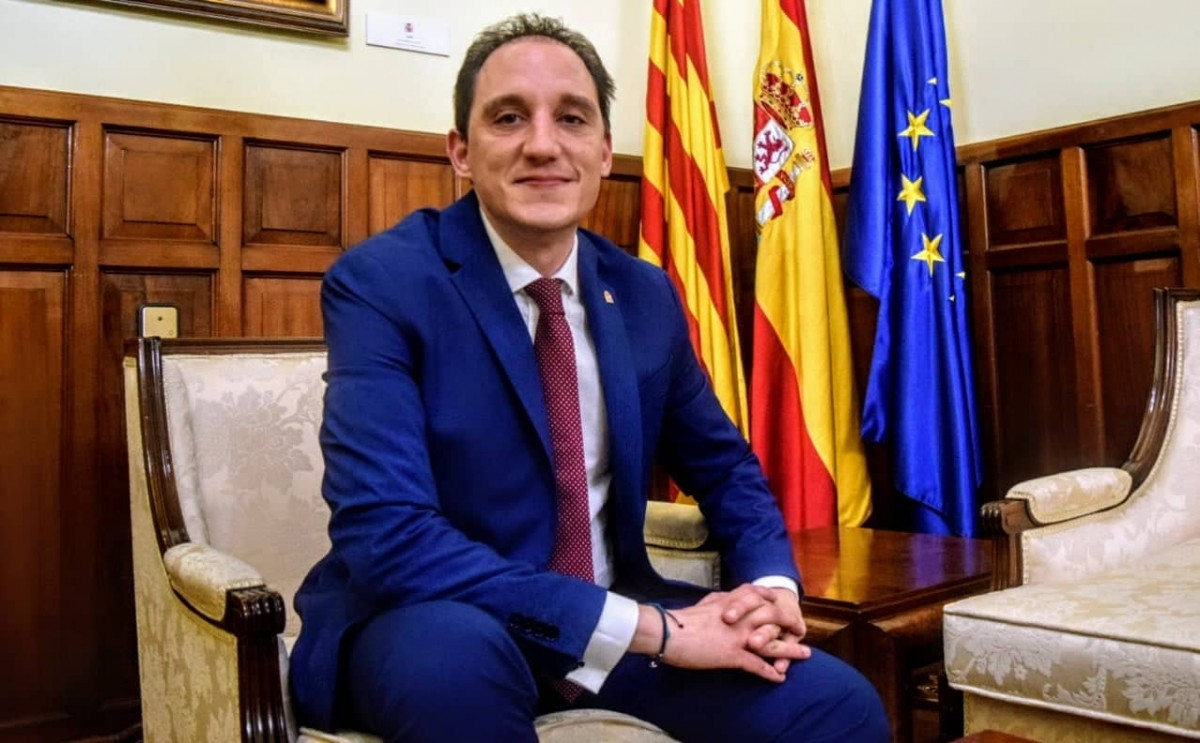 José Crespín, subdelegat del govern espanyol a Lleida