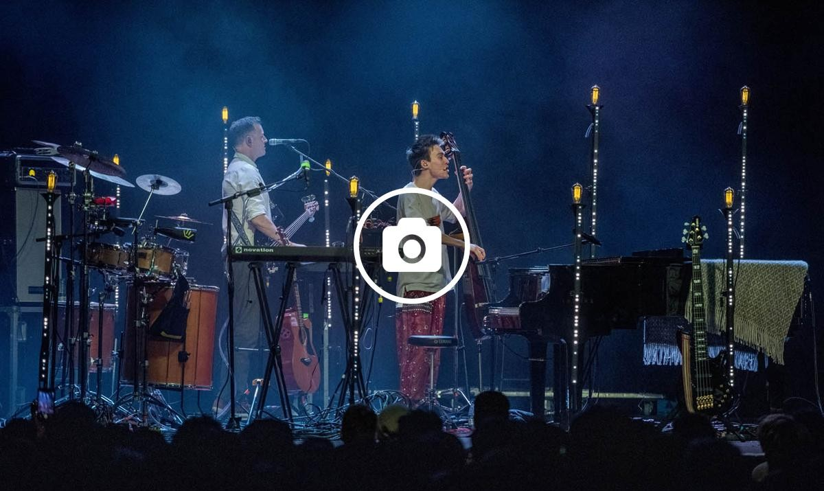 Jacob Collier en concert