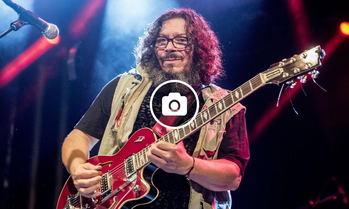 Raimundo Amador en concert