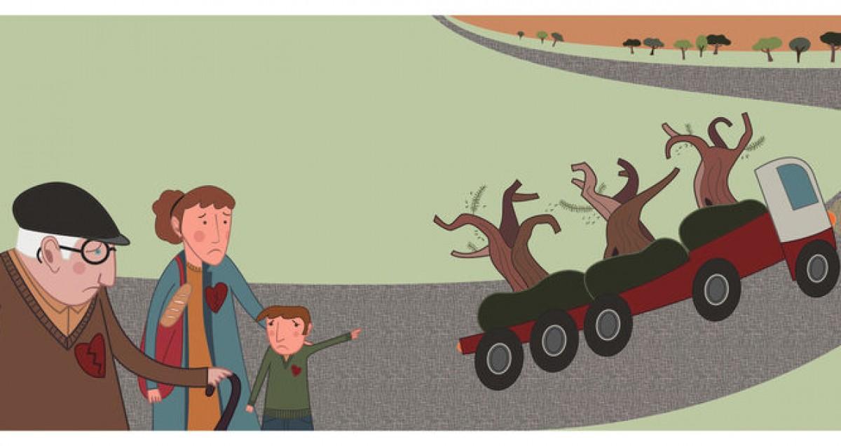 Una de les il·lustracions de l'obra.