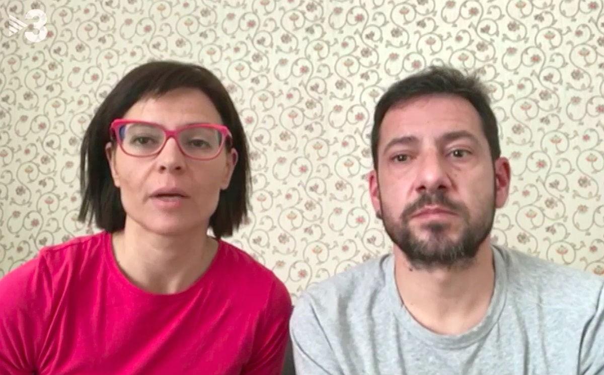 Mar Cirera i Sergi Casado es troben atrapats a Ucraïna amb el seu fill