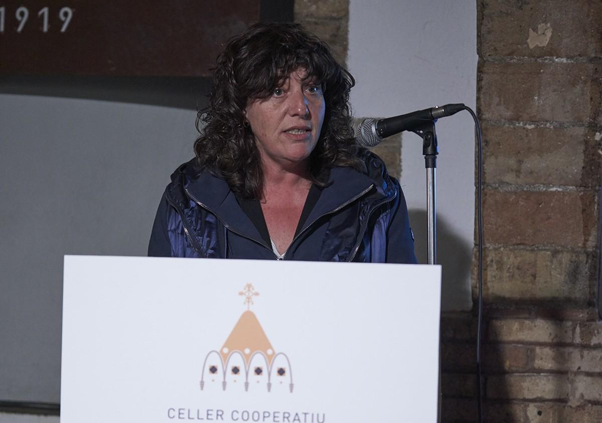 La consellera d'Agricultura, Ramaderia, Pesca i Alimentació de la Generalitat de Catalunya, Teresa Jordà