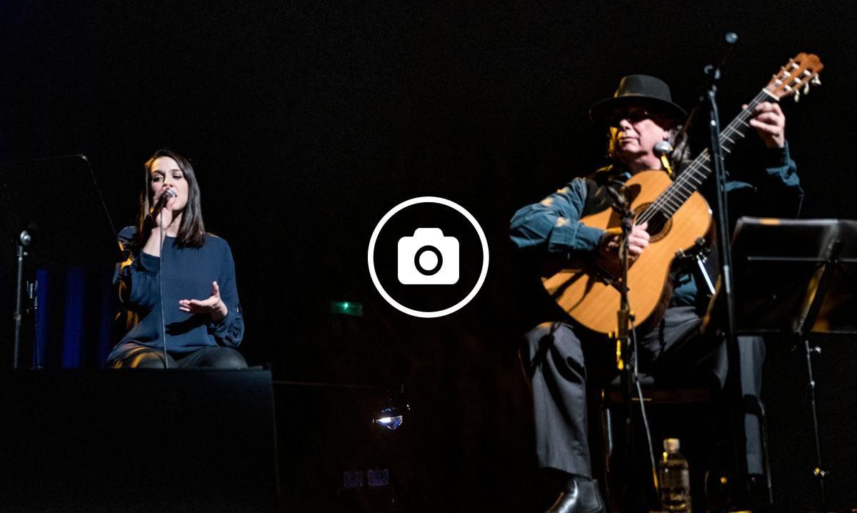 Concert de Gemma Humet i Toti Soler