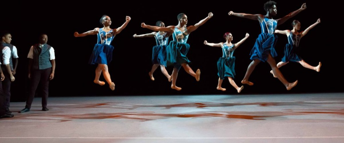 La companyia americana de dansa, Ailey II