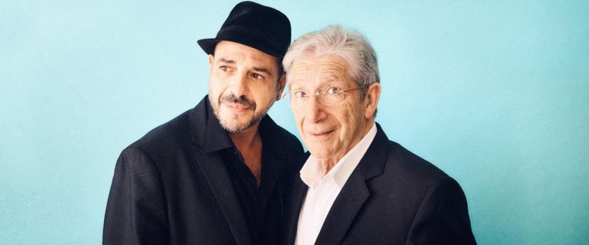 Roger i Joan Pera presenten «Papà Mozart»