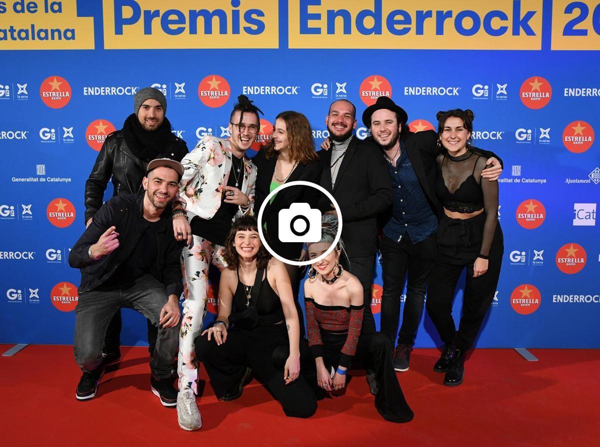 Photocall Premis Enderrock 2019