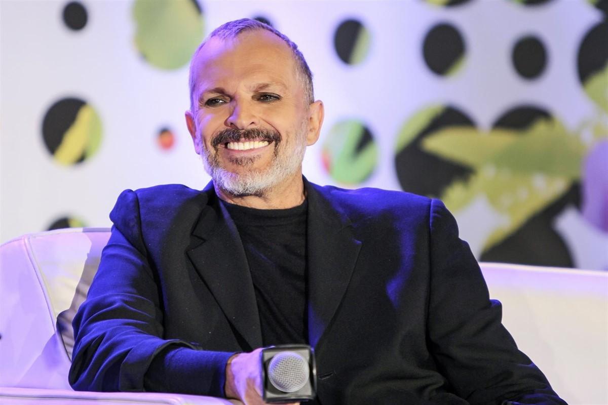 Miguel Bosé, en una imatge d'arxiu