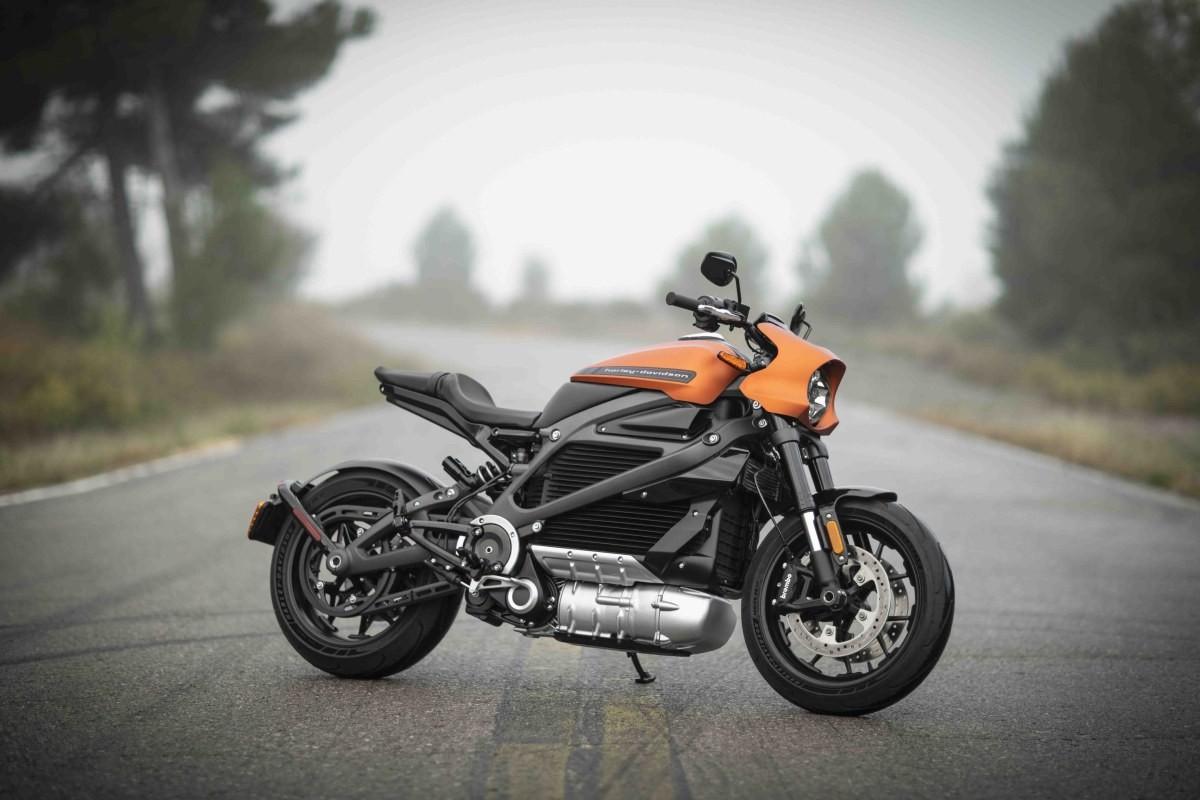 La nova LiveWire obre la nova etapa elèctrica de Harley-Davidson