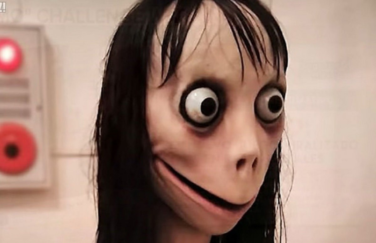 Momo, el ninot fantasmagòric