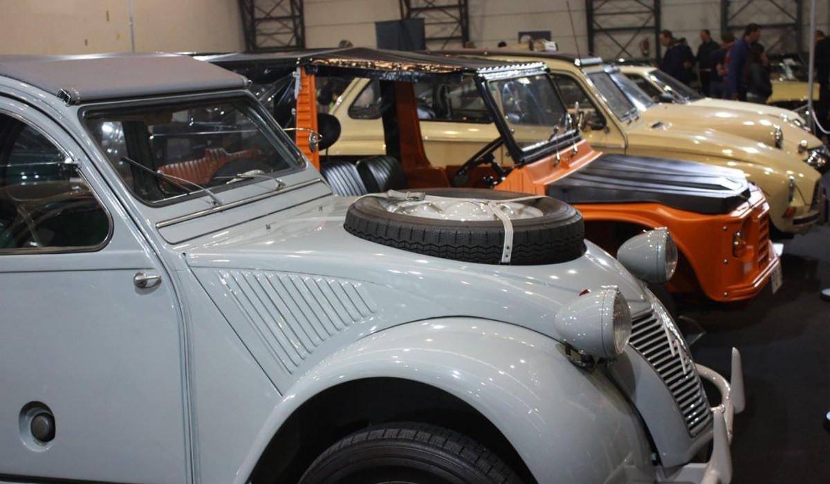 La fira d'enguany retrà homenatge a la marca Citroën
