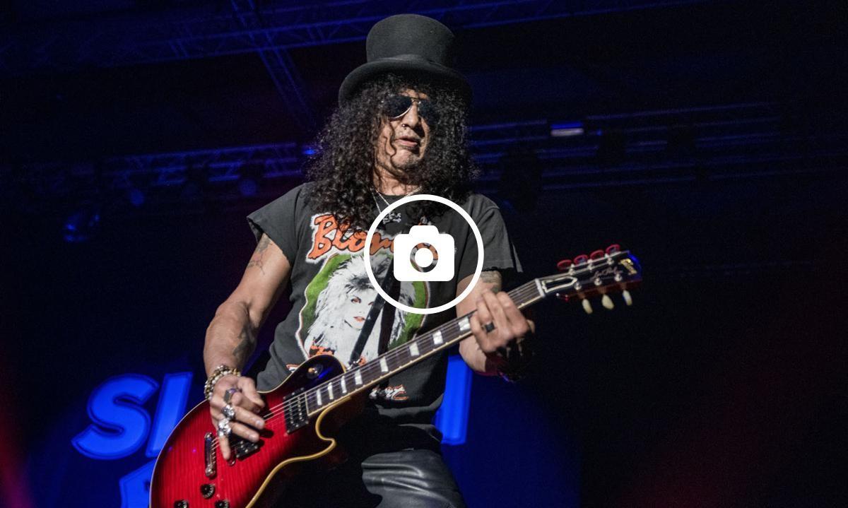 Concert de Slash amb Myles Kennedy & The Conspirators