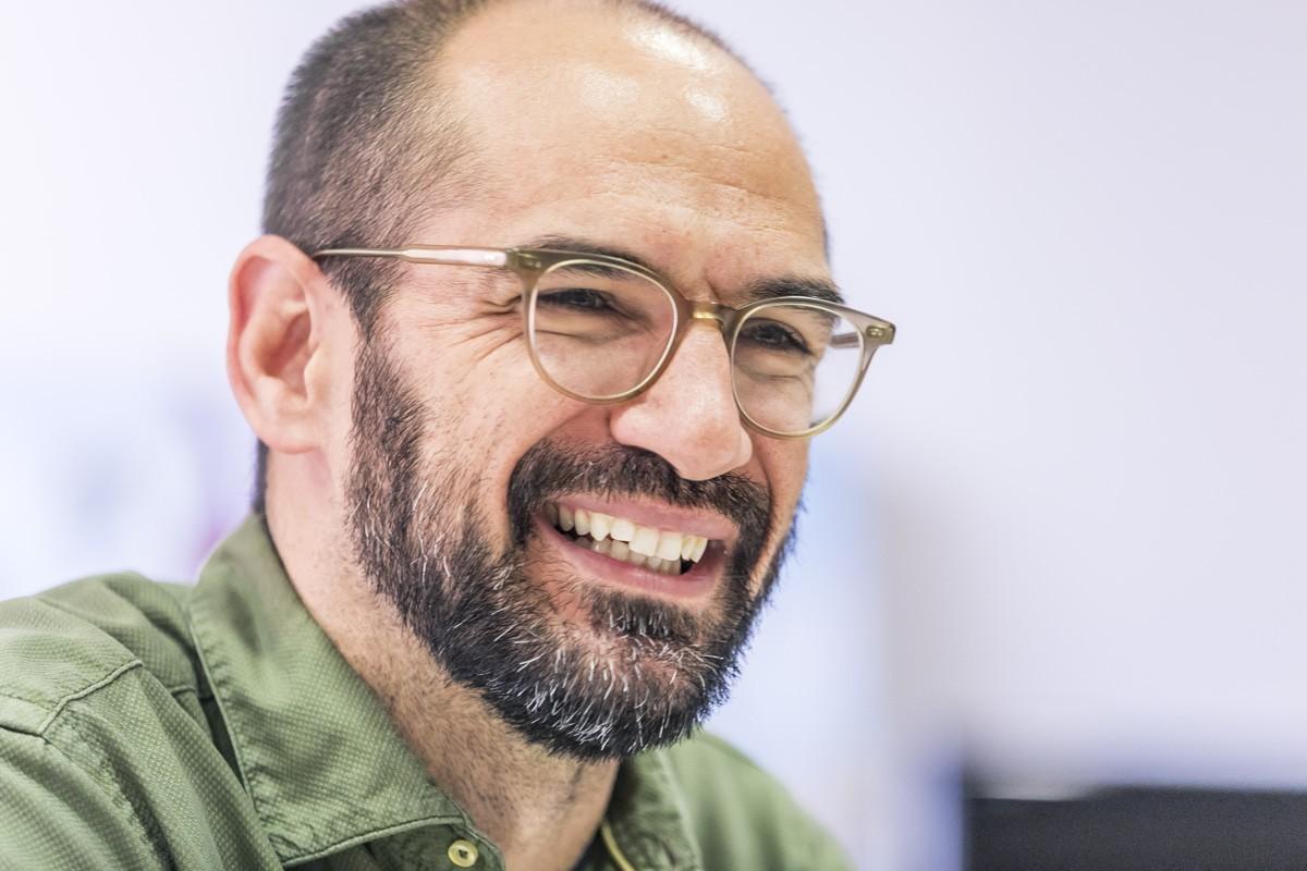 Maties Serracant, alcalde de Sabadell i candidat de la Crida per Sabadell