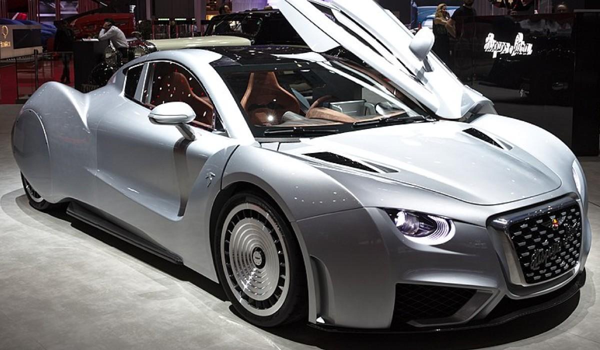 Hispano-Suiza ha presentat el seu nou model, el Carmen, al Saló de Ginebra