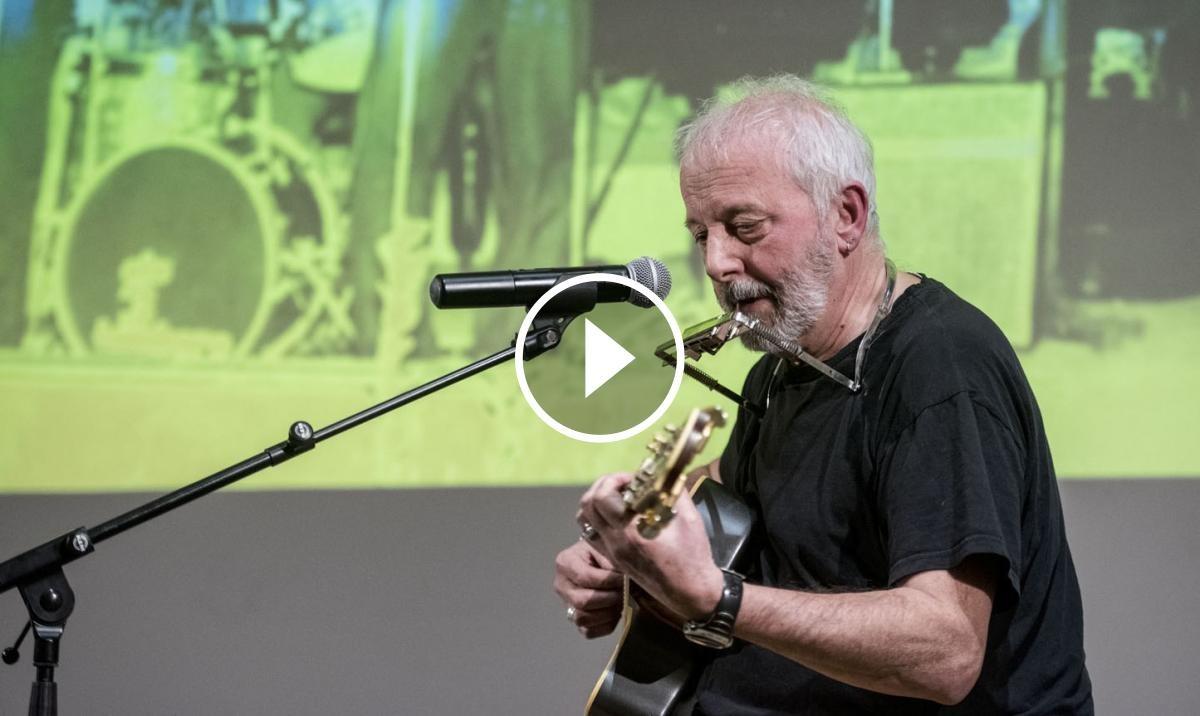 Jordi Batiste a l'Arts Santa Mònica