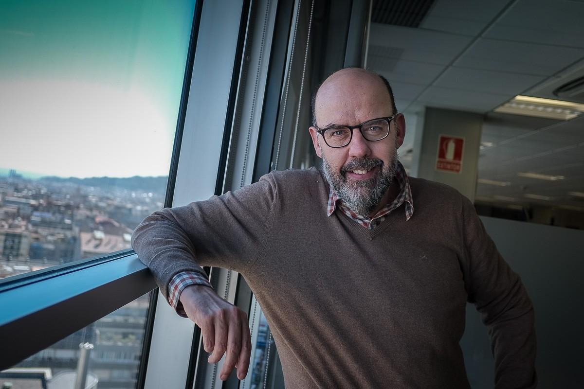 jordi Basté, en una foto d'arxiu