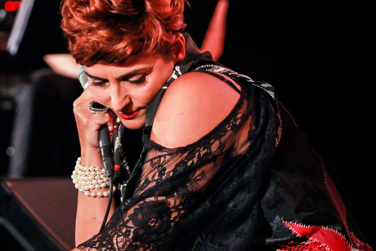 Franca Masu en concert