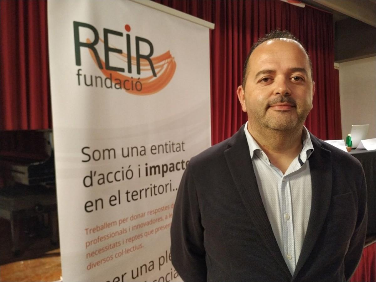 Dani Julià, de la Fundació REIR