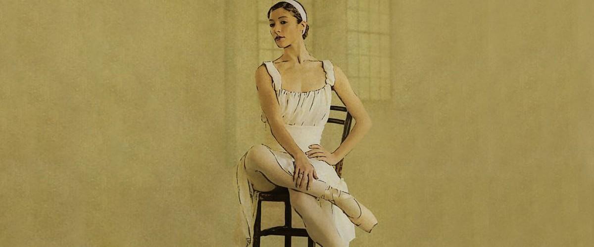 Imatge promocional de l'espectacle «La ballarina de Picasso» del Ballet de Catalunya