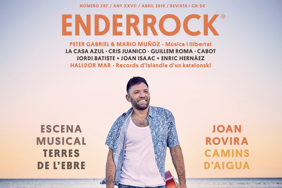 Portada revista 'Enderrock' 287