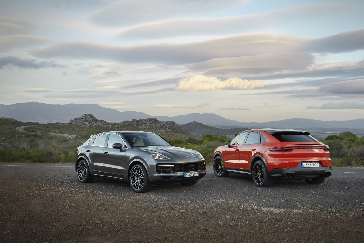 Disseny esportiu per al nou SUV d'altes prestacions.