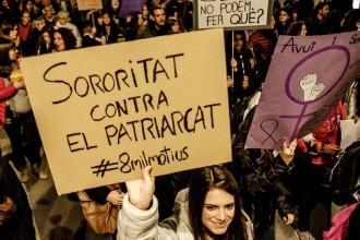 El feminisme, taula de salvació d'una joventut frustrada?