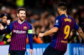 El Barça elimina l'Olympique de Lió i es classifica per als quarts de final de la Champions (5-1)
