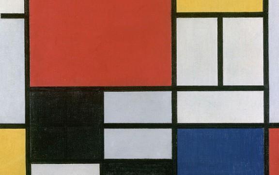 Els colors de Mondrian