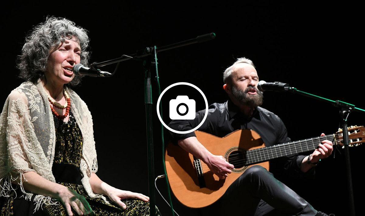 Concert d'Ester Formosa i Elva Lutza