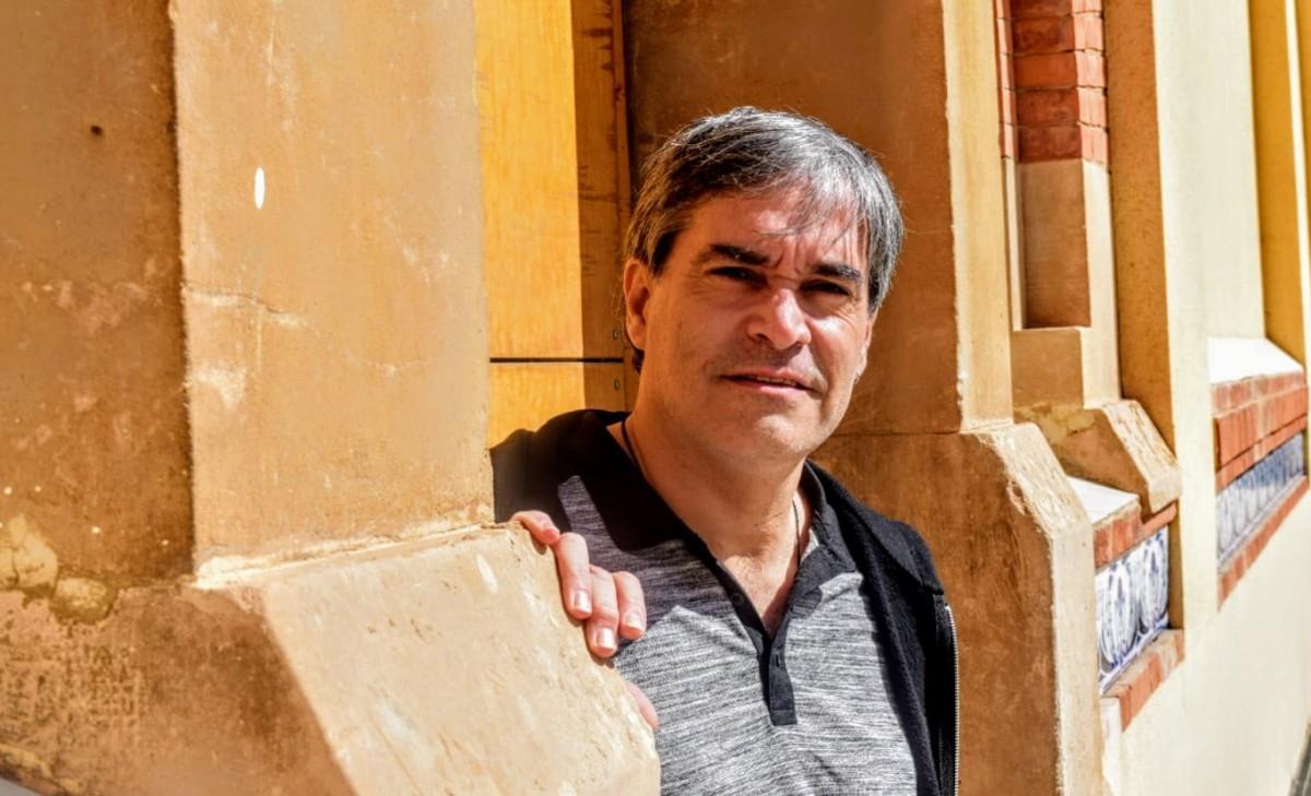Xavier Eritja, candidat d'ERC al Congrés