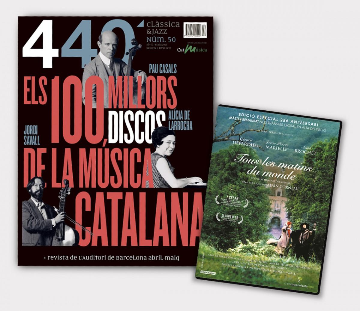 Portada '440 Clàssica&Jazz' número 50