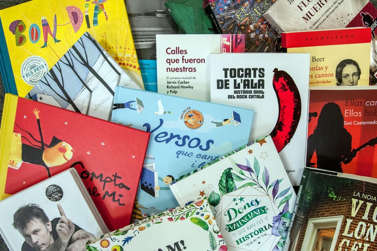 Llibres de Sant Jordi 2019