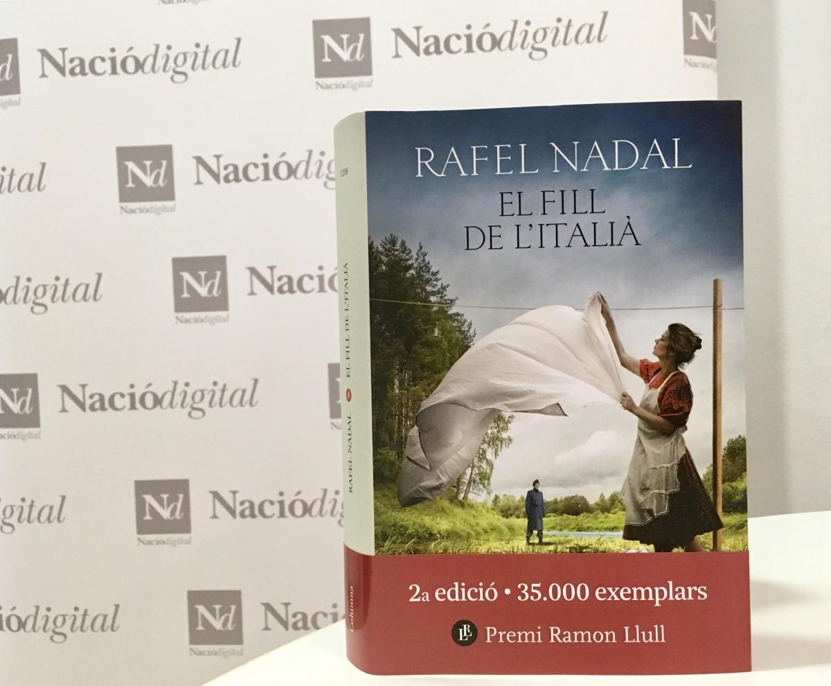 El llibre «El fill de l'italià».