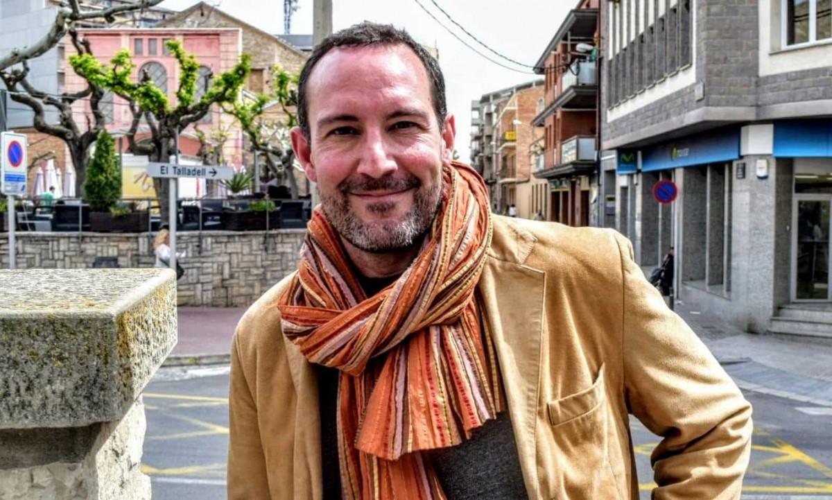 Jaume Moya, candidat d'En Comú Podem