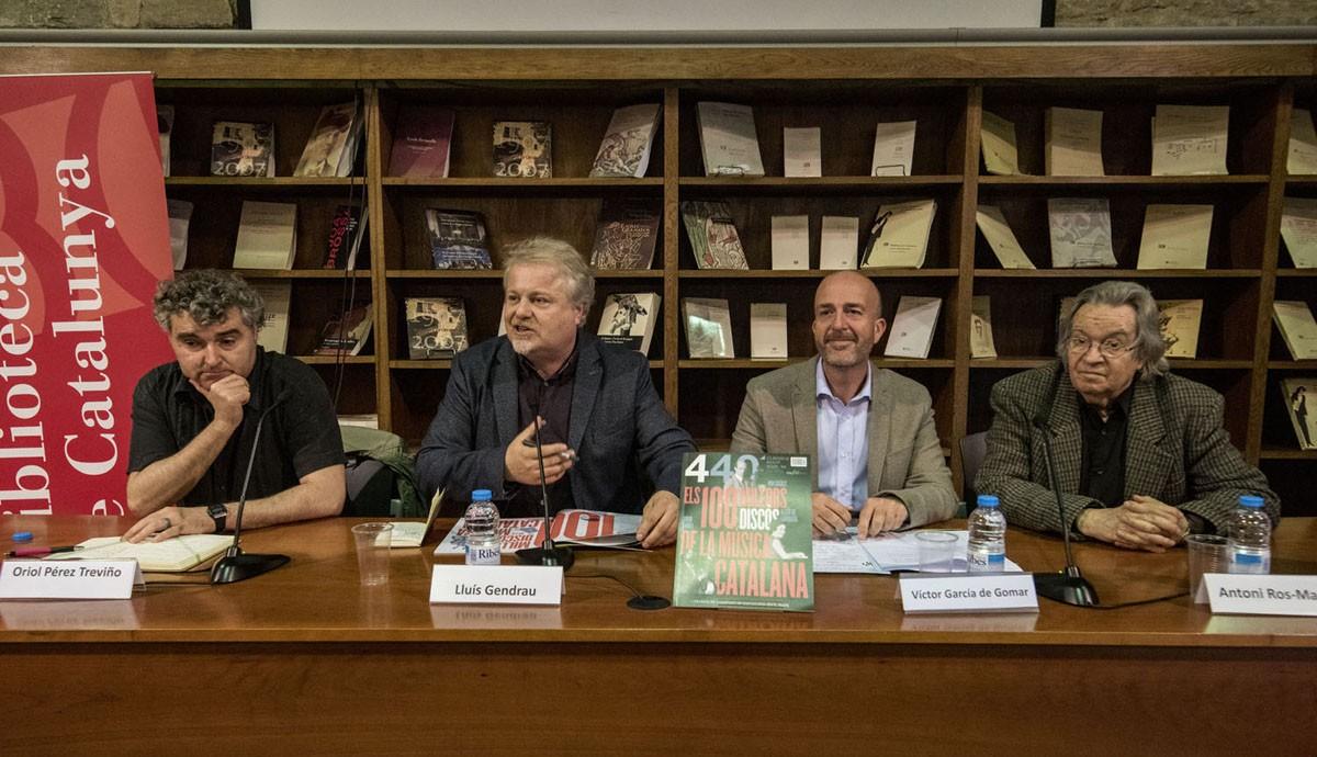 Presentació de la revista 440 Clàssica