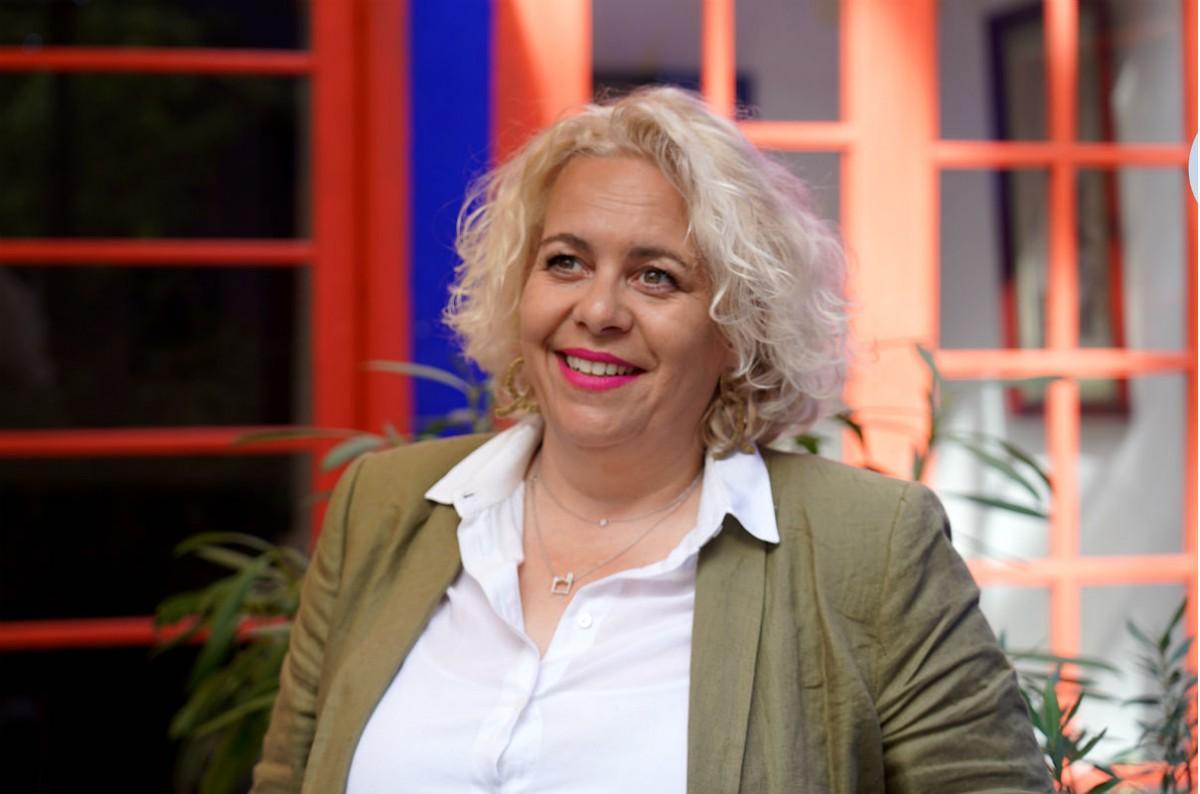 Mònica Gallardo, cap de llista de Junts per Sitges
