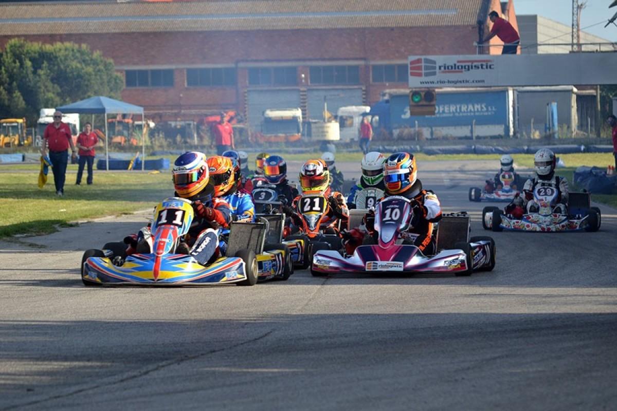 La Fórmula Catalunya de Karting, preparada per a la tercera cursa