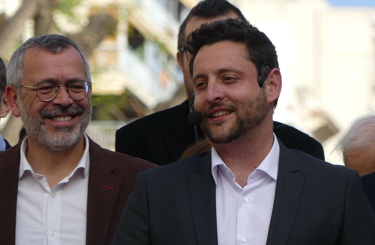 Rubén Viñuales, cap de llista de Cs a Tarragona