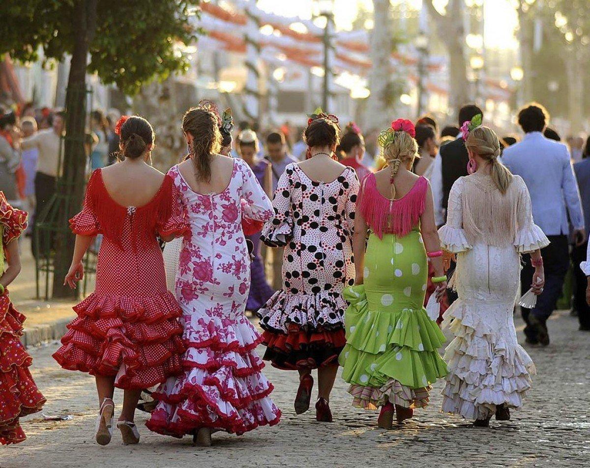 La Fira d'Abril de Sevilla