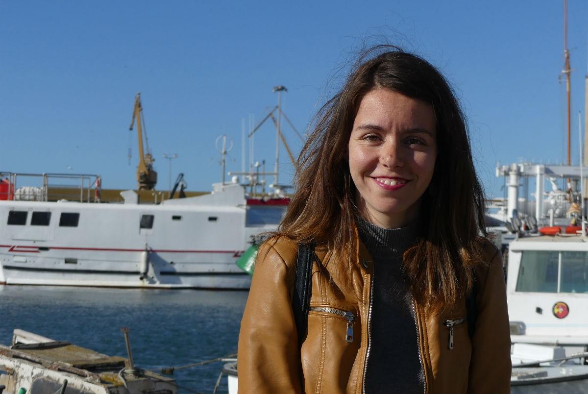 Carla Aguilar, cap de llista d'En Comú Podem Tarragona