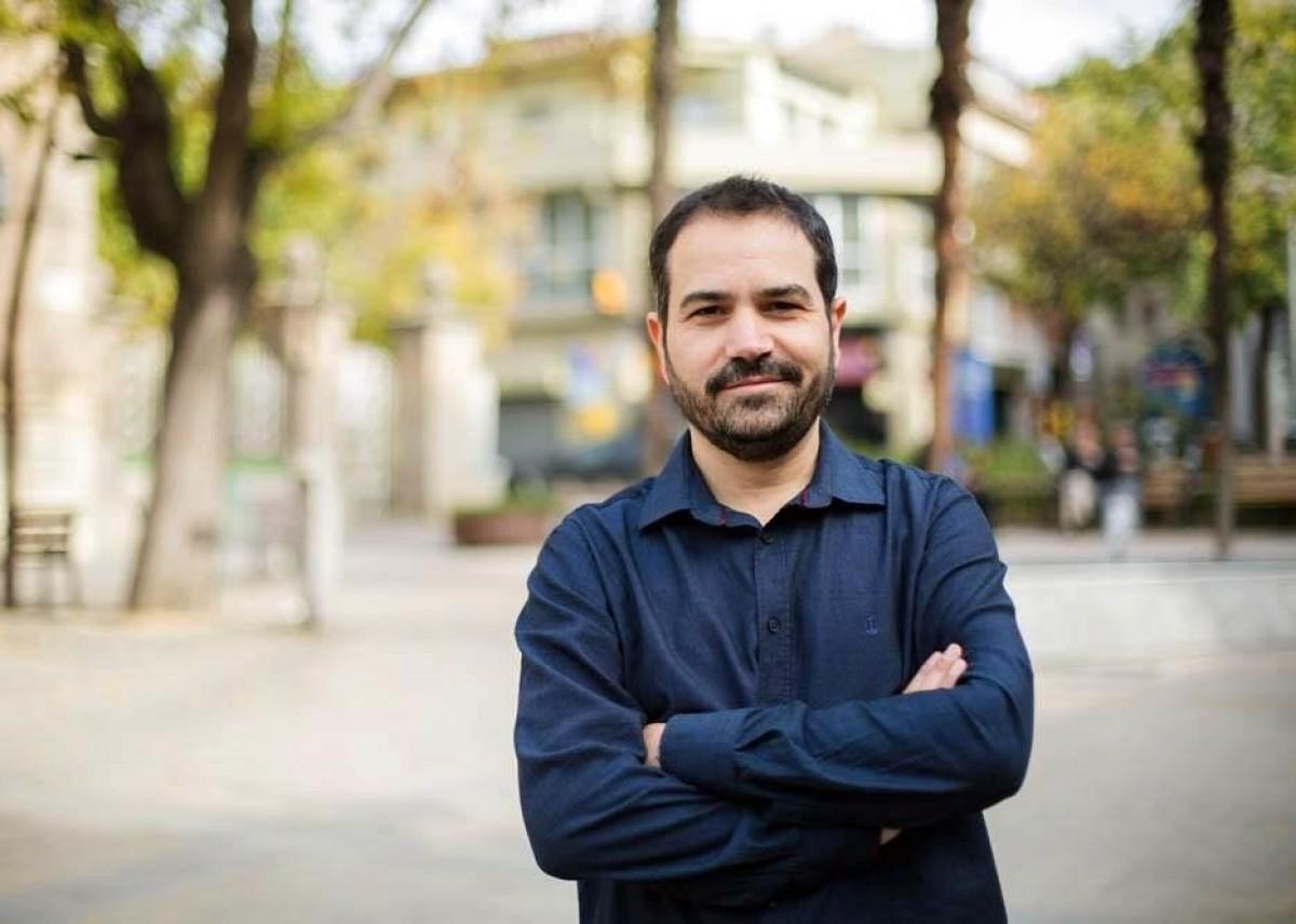 Jaume Buscallà, candidat a l'alcaldia de Junts per Rubí