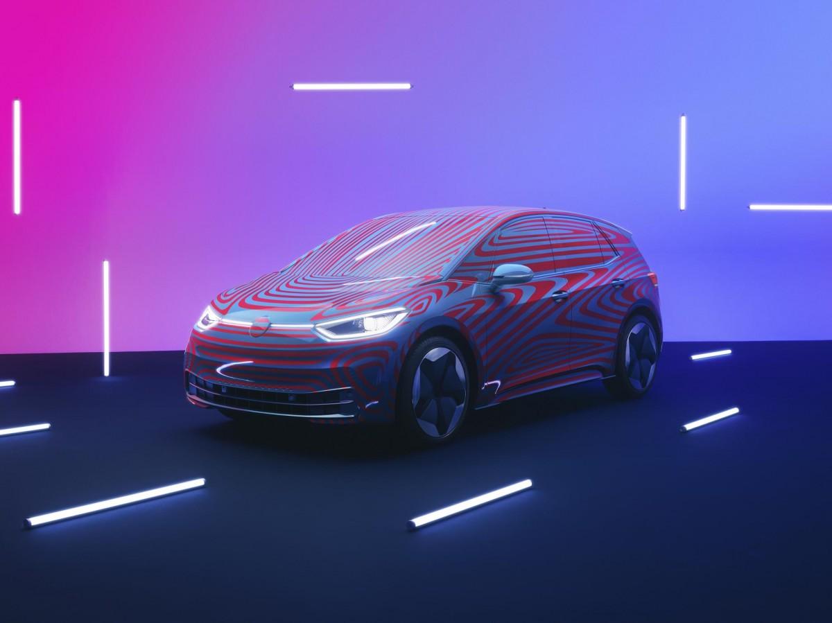 El nou ID.3 de Volkswagen vol ser una revolució com van ser ja el Golf o l'Escarabat