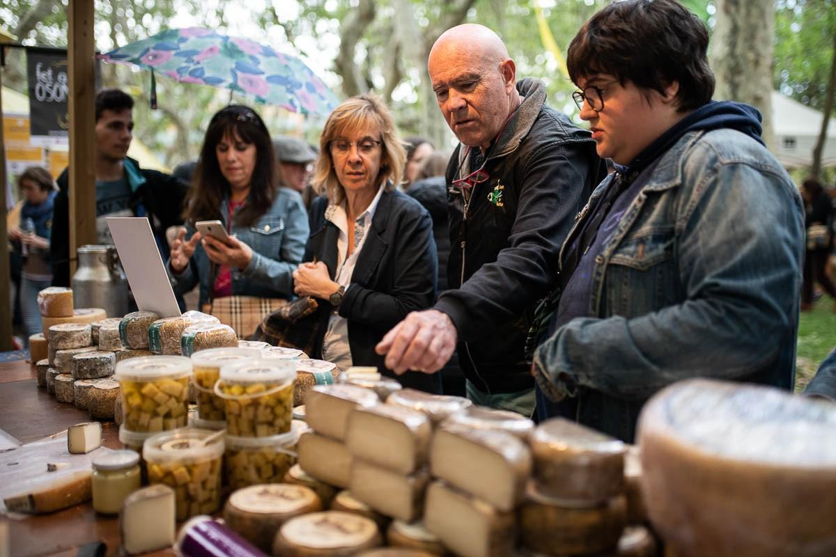 A Catalunya es produeixen més de 250 varietats de formatges.