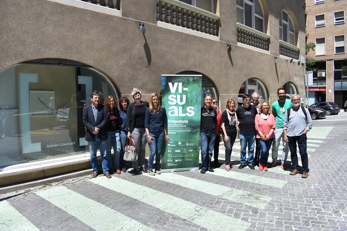 Presentació del Vi_Suals 2019 de Manresa