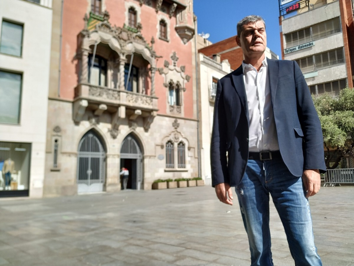 Enric Meseguer, alcaldable de Ciutadans a Granollers