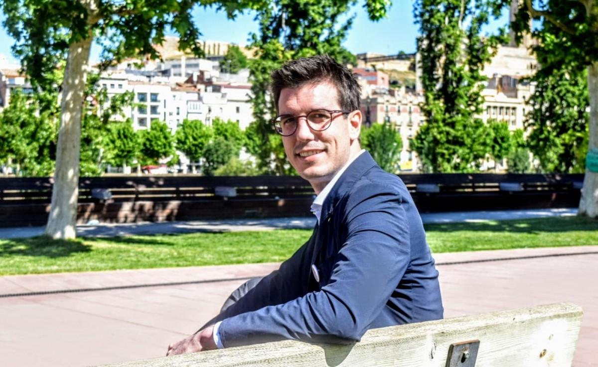 Toni Postius, regidor d'Urbanisme i primer tinent d'alcalde de la Paeria