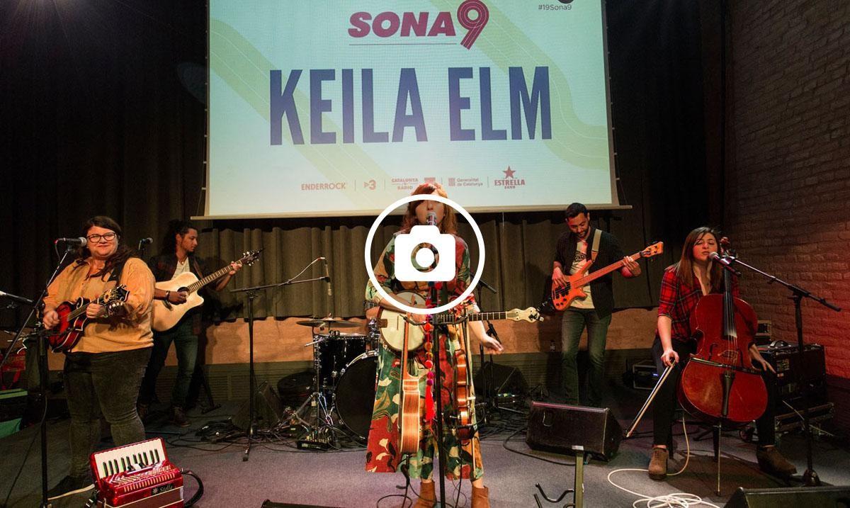 Concert de Keila Elm