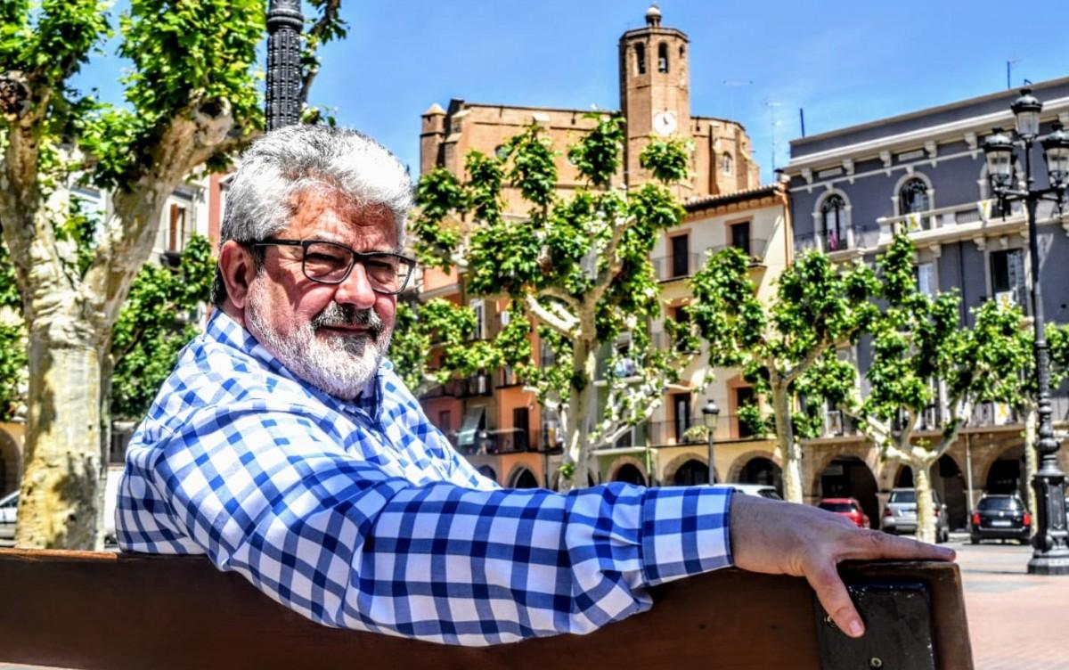 Josep Maria Roigé, candidat de Junts per Balaguer