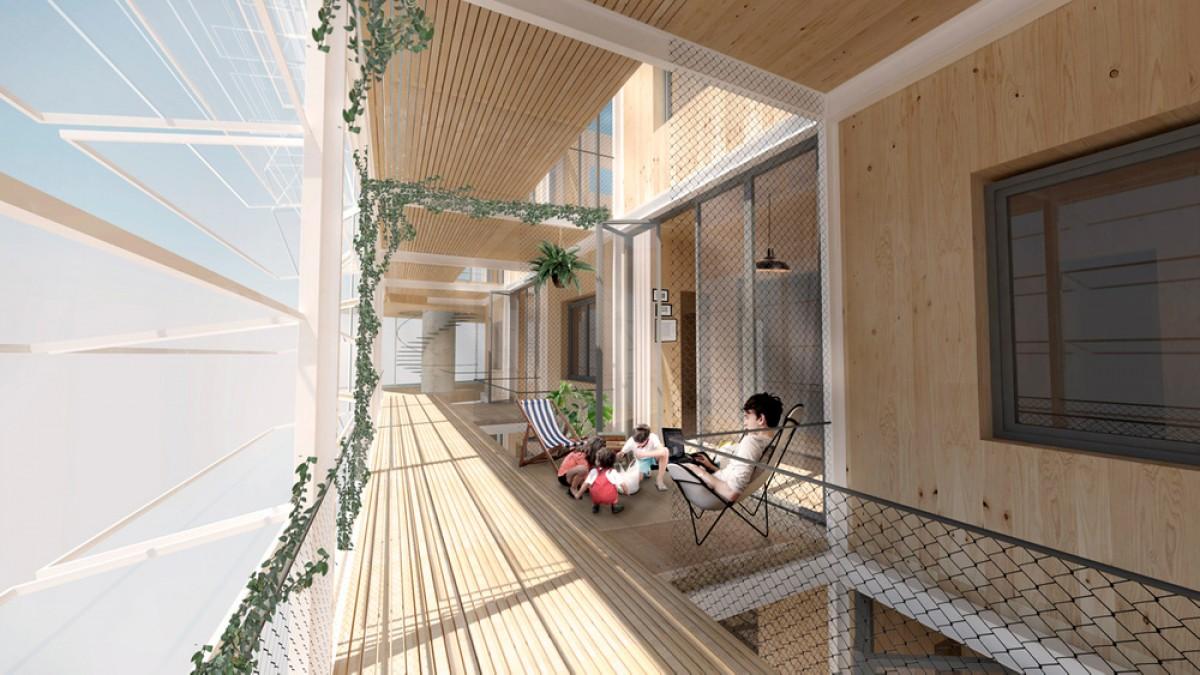 Els arquitetces de Sidereal presentaran el seu projecte dijous a Manresa