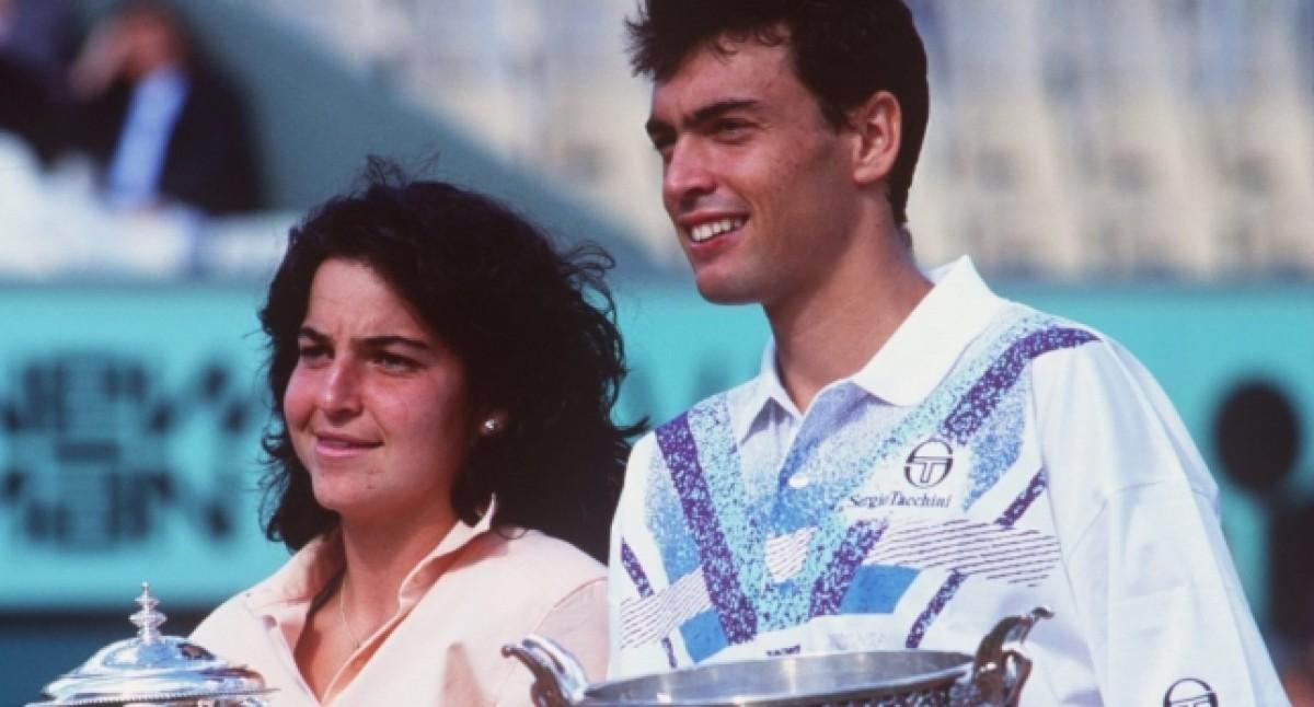 Recordem el doblet inoblidable a Roland Garros de 1994